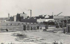 RP: INTERNATIONAL FALLS , Minnesota , 1930-40s , Paper Mill