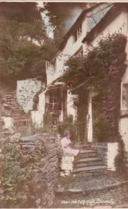 RP, North Hill, Clovelly (Devon), England, UK, 1920-1940s