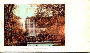 Minnesota Minneapolis Minnehaha Falls