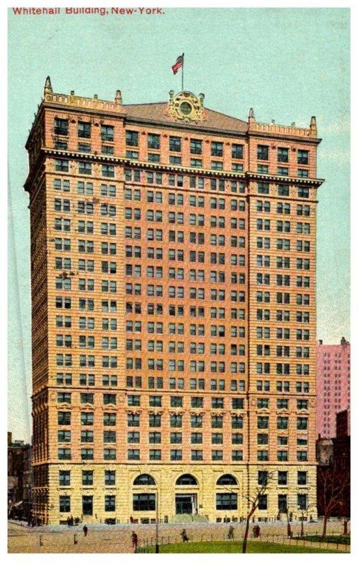 New York City , Whitehall Building