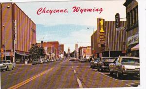 Wyoming Cheyenne Capital Avenue