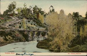 Waikato River Mrs. Linzey Stationer New Zeeland