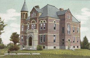 Canada Ontario Bowmanville High School sk3066