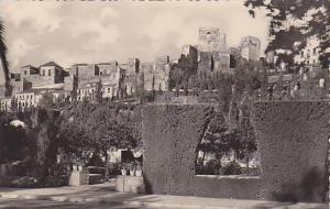 RP; Malaga , Spain , 30-40s - Alcazaba