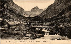 CPA Cauterets - Vallée de Lutour et l'Ardiden (281307)