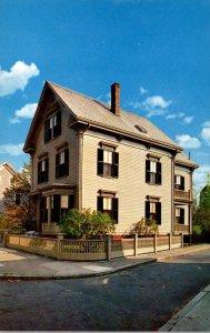 Massachusetts Lynn Former Home Of Mary Baker Eddy