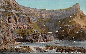 Amphitheatre, Giant's Causeway Ireland Unused