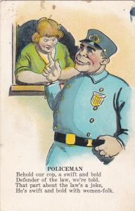 Poem about a Policeman , 00-10s