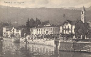 Italy Baveno Menaggio Nervi and more Postcard Lot of 8 01.18