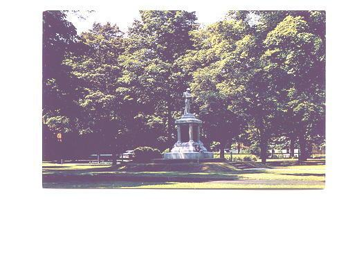 War Memorial Truro, Nova Scotia,