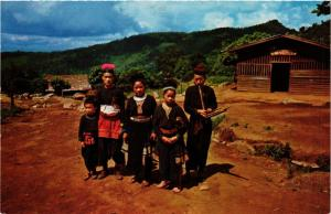 CPM THAILAND The Meao Hill tribe in Doi Suthep, Chiengmai (346019)