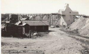 RP: LEADVILLE , Colorado , 30-40s ; Little Johnny Mine