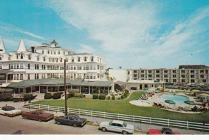 CAPE MAY , New Jersey , 50-60s ; Colonial Hotel