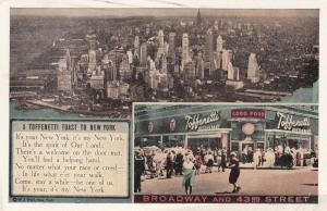 Toffenetti Restaurant , NEW YORK CITY, 1930s