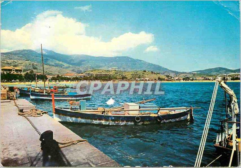 Modern Postcard Isola d'Elba Marina di Campo