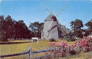 Cape Cod, Mass, USA Oldest Mill