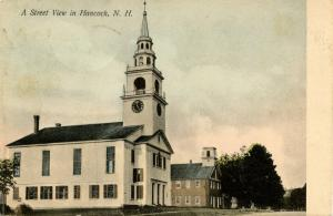 NH - Hancock. Street View