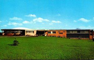 Michigan Big Rapids Student Center Ferris Institute