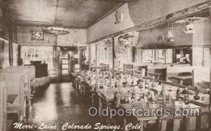 Merri-Laine, Colorado Springs, CO, USA Store Fronts and Store Interiors, Post...