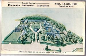 Rochester NY 4th Industrial Expo 1911