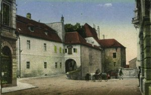 romania, SIBIU HERMANNSTADT, Municipal Town Hall (1918) Postcard