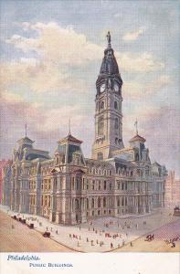 TUCK #2258, Public Buildings, PHILADELPHIA, Pennsylvania, 00-10s