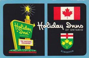 Holiday Inn, Kingston, Ontario, Canada,  40-60s