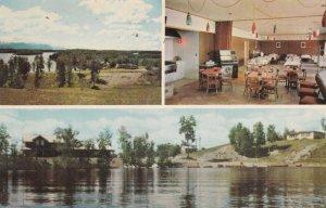 PALMER, Alaska, 1940-60s; Barry's Resort, 3-Views