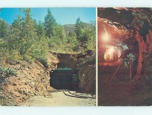Pre-1980 MUSEUM Rossland - Near Trail & Castelgar & Nelson BC d9760