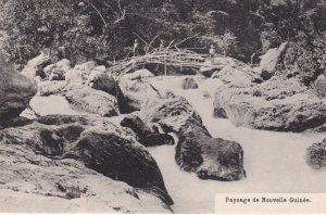 Paysage de Nouvelle Guinee, 00-10s