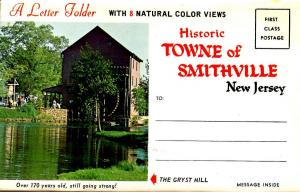 Folder - Smithville, NJ - 7 views + map