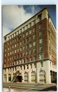 Atlanta Georgia GA Lawrence Garrison Building 161 Spring Street NW Postcard D24