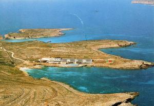 Malta - Comino. Comino Hotel and Blue Lagoon