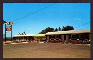 NB Roadside Motel FREDERICTON NEW BRUNSWICK Canada PC