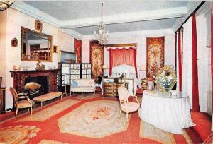 B96811 caphestone hall chesire the royal bedroom uk
