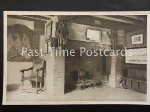 c1920's - Shakespeare's Birth Place, Fireplace in Museum, Stratford on Avon
