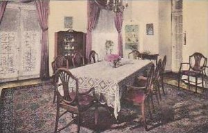 Ohio Tiffin Private Dining Room National Home Daughters of America Albertpe