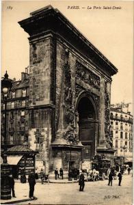 CPA PARIS (10e) La Porte St-Denis (537429)