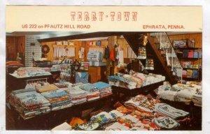 TERRY-TOWN Store, Ephrata , Pennsylvania , 40-60s