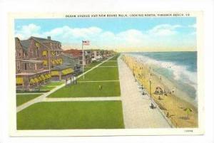 Ocean Avenue & Boardwalk,Virginia Beach,Virginia,10-20s