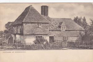 Cottages at KENNINGTON , England , PU-1924 ; TUCK