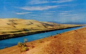AZ - Yuma. All-American Canal
