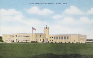 Elyria Catholic High School, ELYRIA, Ohio, 1930-1940s