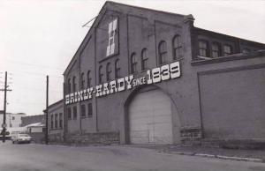 Brinly-Hardy Freight Station Louisville Kentucky Real Photo
