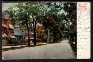 Ellis Residence,Union Square,Schenectady,NY BIN