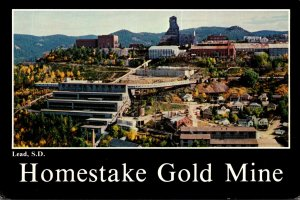 South Dakota Lead Homestake Gold Mine