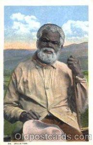Uncle Tom Black Americana Unused