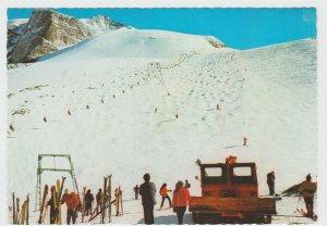 Kaltenbach im Zillertal in Tirol Austria 1975 Postcard