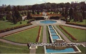 Botanical Gardens Montreal, PQ Canada Unused
