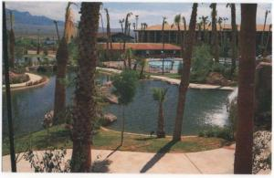 Mesquite, Nevada, Early View of Peppermill Resort Hotel & Casino